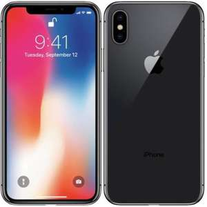 "Smartphone 5.8"" Apple iPhone X - 64 Go (vendeur tiers)"
