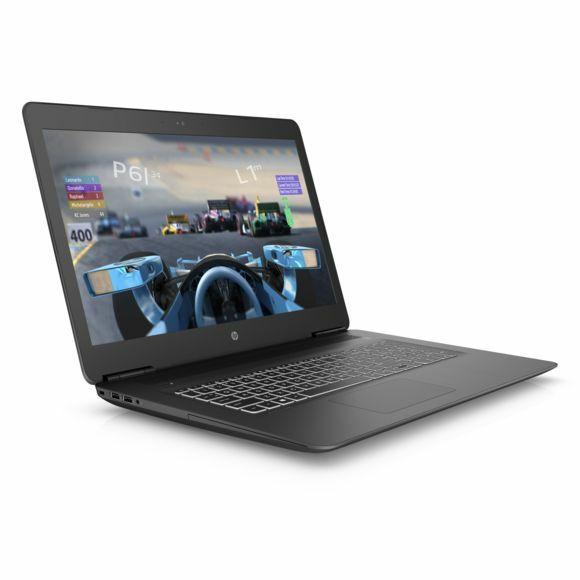 """Pc portable 17.3"""" HP Pavilion 17-AB307NF - FHD IPS, i5-7200U, 8 Go RAM, 1 To, GTX 1050 4 Go, sans OS"""