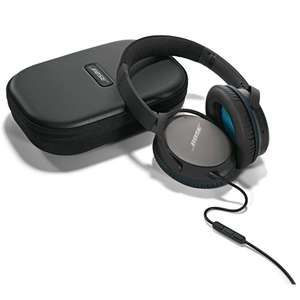 Casque Bose QuietComfort 25 Apple Noir (Frontaliers Suisses)