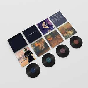 "Coffret vinyle deluxe Placebo ""A Place For Us To Dream - 20 Years Of Placebo"""