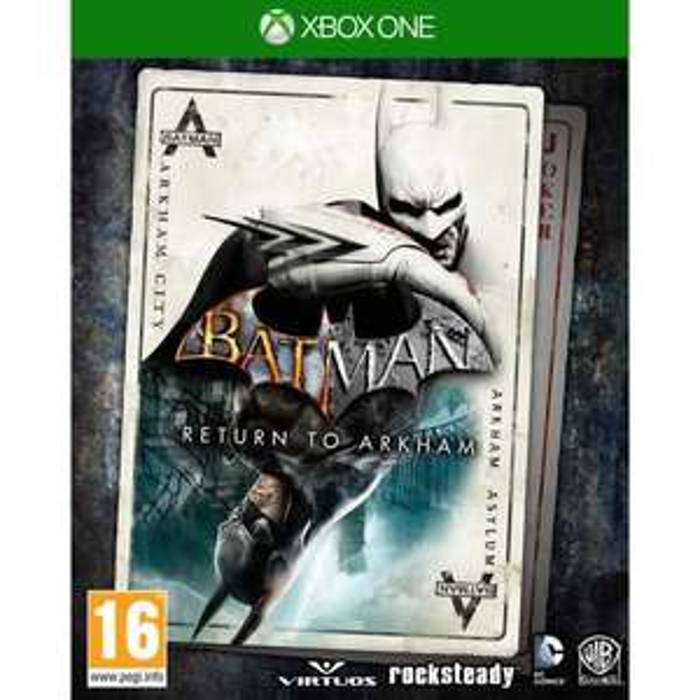 Batman : Return to Arkham Jeu Xbox One