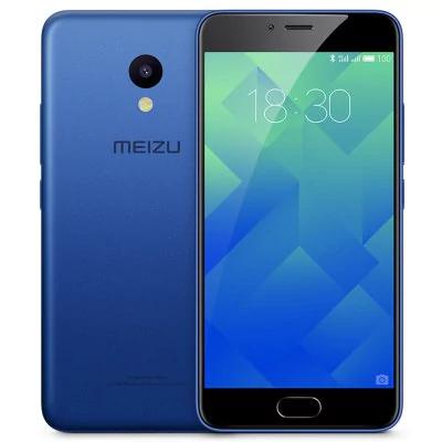 """Smartphone 5"""" Meizu M5C - HD, MT6737, RAM 2 Go, ROM 16 Go (Avec B20)"""
