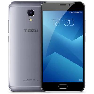 """Smartphone 5.5"""" Meizu M5 Note - Helio P10, 3 Go de RAM, 32 Go, noir"""