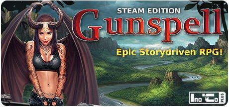 Gunspell gratuit sur PC (dématérialisé, Steam)