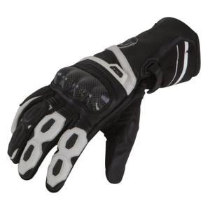 Gant de moto Bring Spitfire - noir / blanc (tailles S ou XXXL)