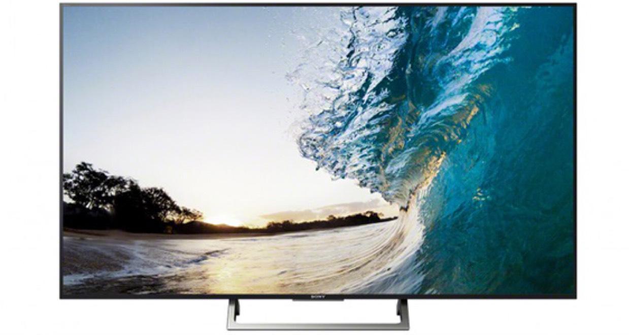 """TV 55"""" Sony KD-55XE8505 - 4K UHD, HDR"""