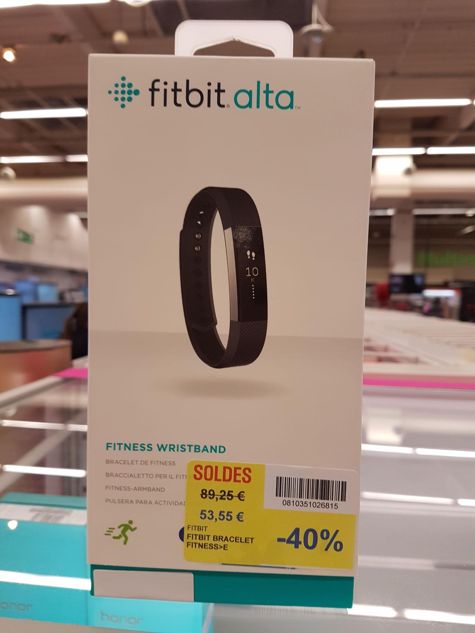 Bracelet Connecté Fitbit Alta - Quetigny (21)