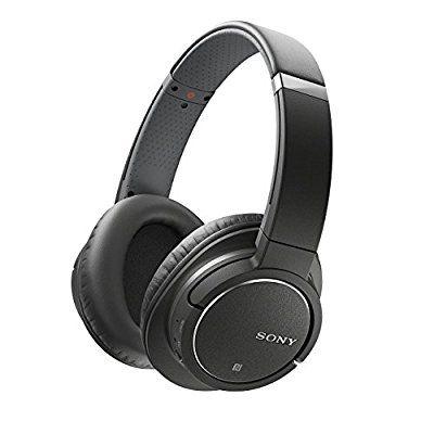Casque bluetooth Sony MDR-ZX770BNB - Circum-aural, réduction de bruit active, noir