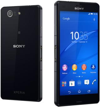 Smartphone Sony Xperia Z3 Compact 16 Go  - Noir ou blanc