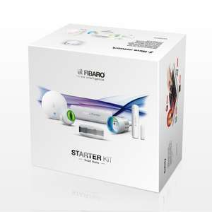 Pack box et modules domotique z-wave Fibaro Starter kit