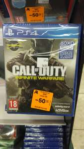 Call of Duty Infinite Warfare sur PS4 - Bagnolet (93)