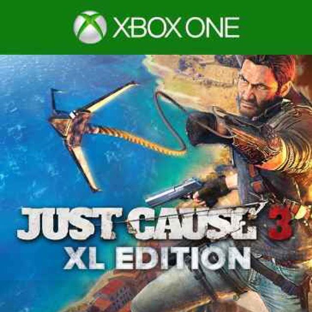 [Gold] Just Cause 3 - Édition XL sur Xbox One (Dématerialisé - AU)