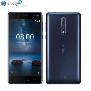 """Sélection de Smartphones en Promotion - Ex: 5.3"""" Nokia 8 Bleu,  LG V30+ à 605€"""