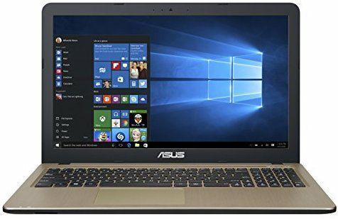 "PC portable 15.6"" Asus X540UA-DM120T - Intel Pentium 4405U, Full HD, 4 Go de RAM, HDD 1 To, Windows 10"
