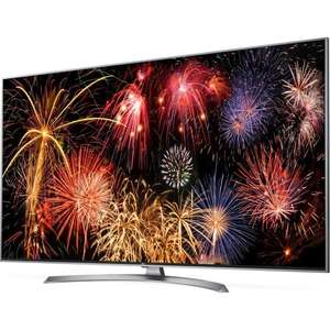 "TV 55"" LG 55UJ750V - LED, 4K UHD, Active HDR, Smart TV webOS 3.5, 4 HDMI"