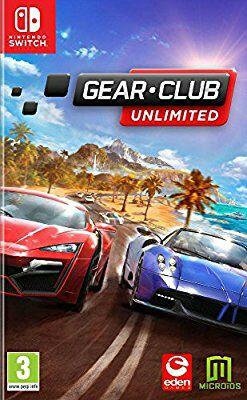 Gear Club Unlimited Nintendo Switch