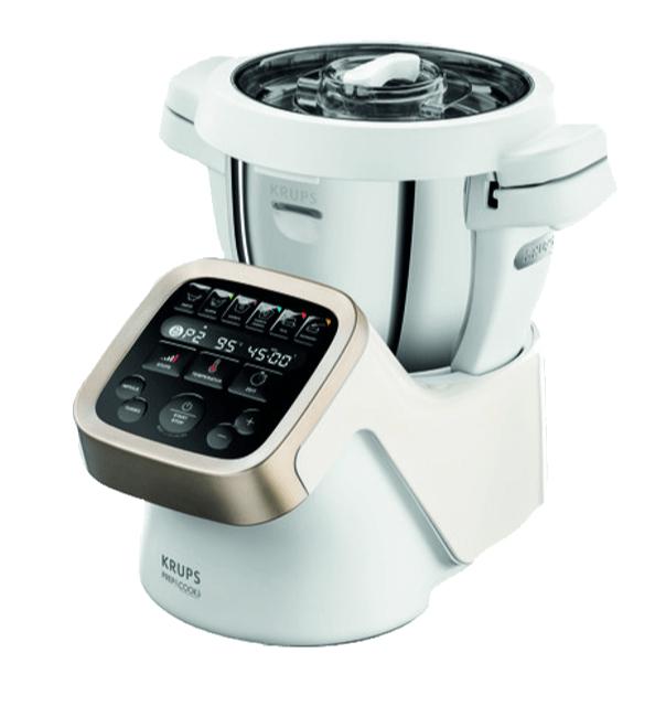Robot Multifonctions avec accessoires Krups HP5031 Prep & Cook