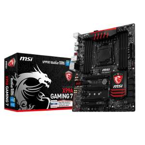 Sélection de cartes mères en promotion - Ex : ATX MSI X99A Gaming 7 - Socket 2011-3 Intel X99 Express