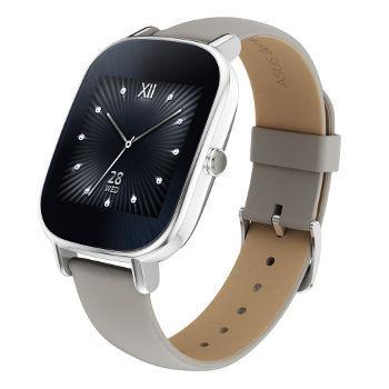 "Smartwatch Asus ZenWatch 2 (cuir beige - kaki) 1,45"""