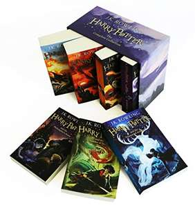 Harry Potter Box Set: The Complete Collection (Children's Paperback) en anglais