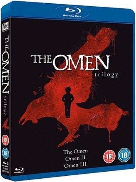 Blu-ray The Omen Trilogy