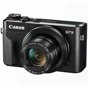 Canon - Powershot G7 X MARK II - Appareil Photo Numérique - 20,9 Mpix