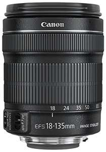 Canon Objectif EF-S 18-135 mm f/3,5-5,6 IS STM