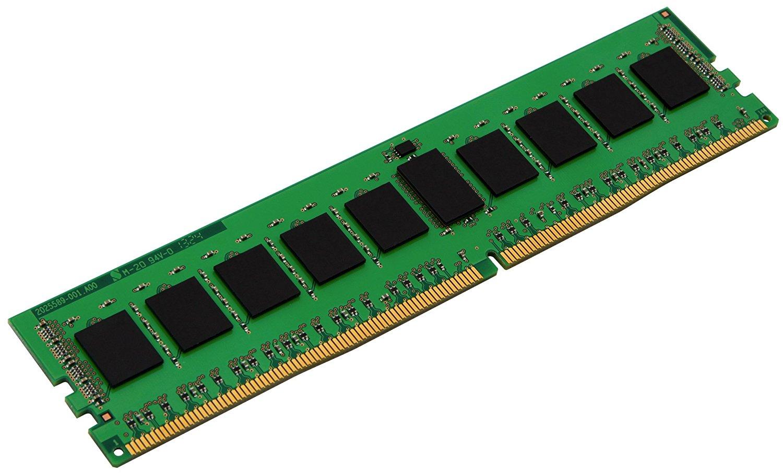 Barrette mémoire Kingston (KVR24R17S8/8MA) - 8Go, DDR4, 2400mhz, C17, ECC