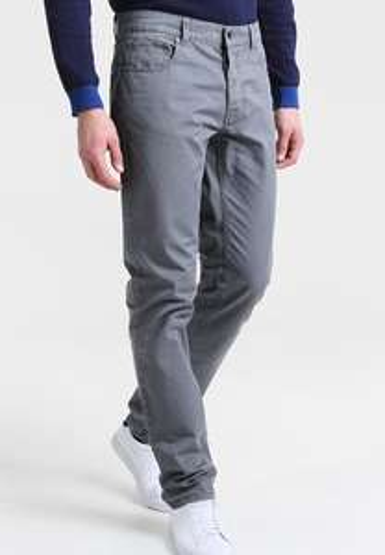 Pantalon Benetton Classique - gris (du 46 au 54)