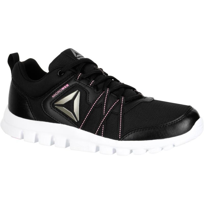 Chaussures de marche Reebok YourFlex - noir (du 36 au 42)