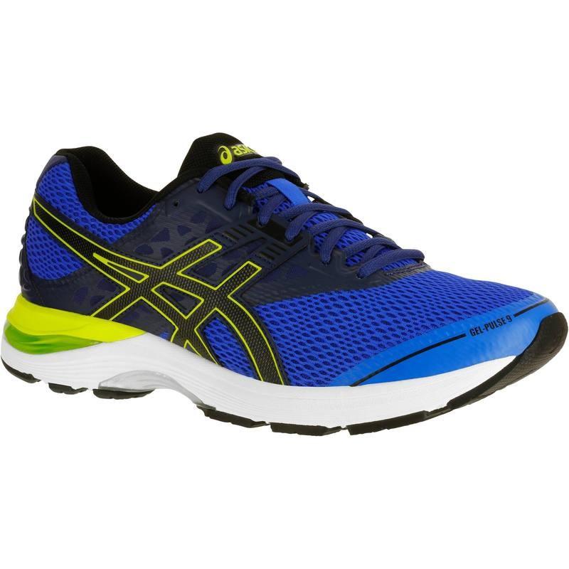 Chaussures de running Asics Gel Pulse 9 - bleu (du 40 au 47)
