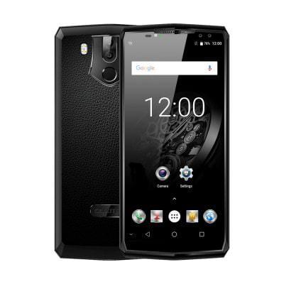 "Smartphone 6"" Oukitel K10 - 2K, Helio P23, 6 Go de RAM, 64 Go, 11000 mAh, noir"