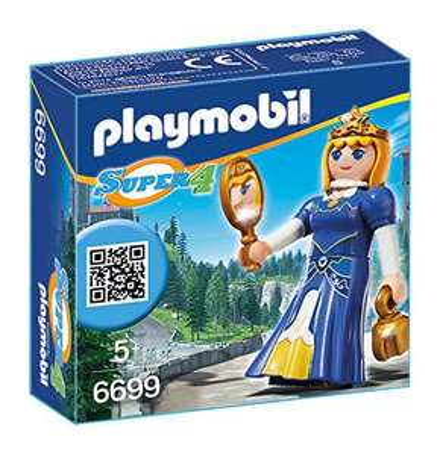 [Panier plus] Jouet Playmobil Super4 - Princesse Léonore n°6699