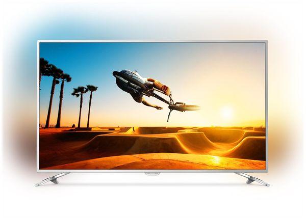 "TV LED 55"" Philips 55PUS7272 - UHD 4K, 100hz, 10bits, HDR, Smart TV, Ambilight"