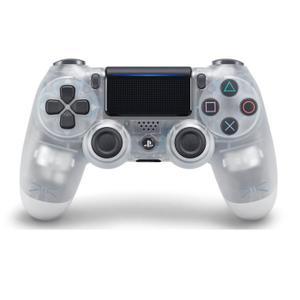 Manette DualShock 4 V2 Crystal pour PS4