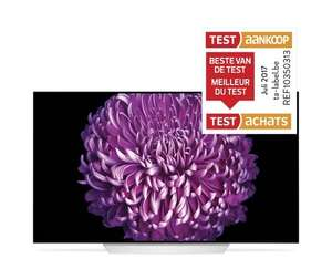 "TV 55"" LG 55C7V - 4K UHD, OLED, smart TV (Frontaliers Belgique)"