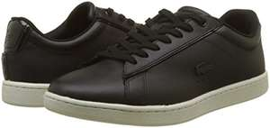 Baskets Basses Lacoste Carnaby Evo 417 1 Spw pour femme - Taille 39