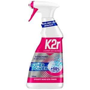 Pistolet Détachant Super Power K2r - 500ml (via BDR) - Intermarché Hyper