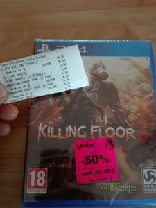 Killing floor 2 sur PS4 - Auchan St Priest (69)