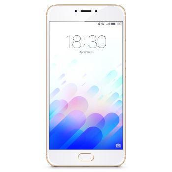 "Smartphone 5.5"" Meizu M3 Note - Full HD, Helio P10, 3 Go RAM, 32 Go ROM, Sans B20"