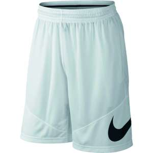 Short de basket-ball Nike HBR - blanc (du S au XL)