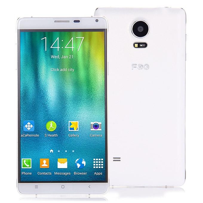 "Smartphone Fog N4 5.7"" - Octa Core 1.7GHz - 1Go de ram - 16Go - Dual sim"