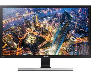 """Écran PC 28"""" Samsung U28E590D - 4K UHD, 3840x2160, LED, 1 ms chez Interdiscount (frontaliers Suisse)"""