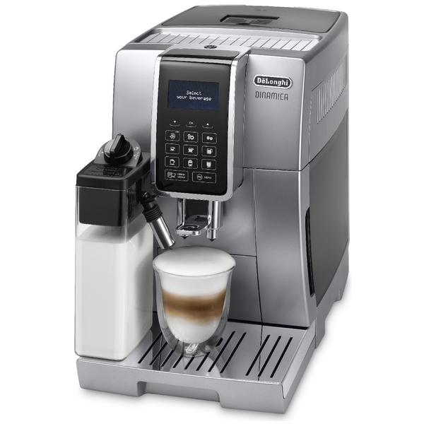 Machine expresso automatique De'Longhi ECAM 350.75.SB - argent