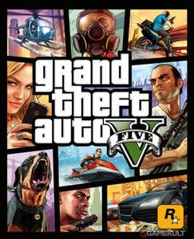 GTA V sur PC (Dématérialisé)