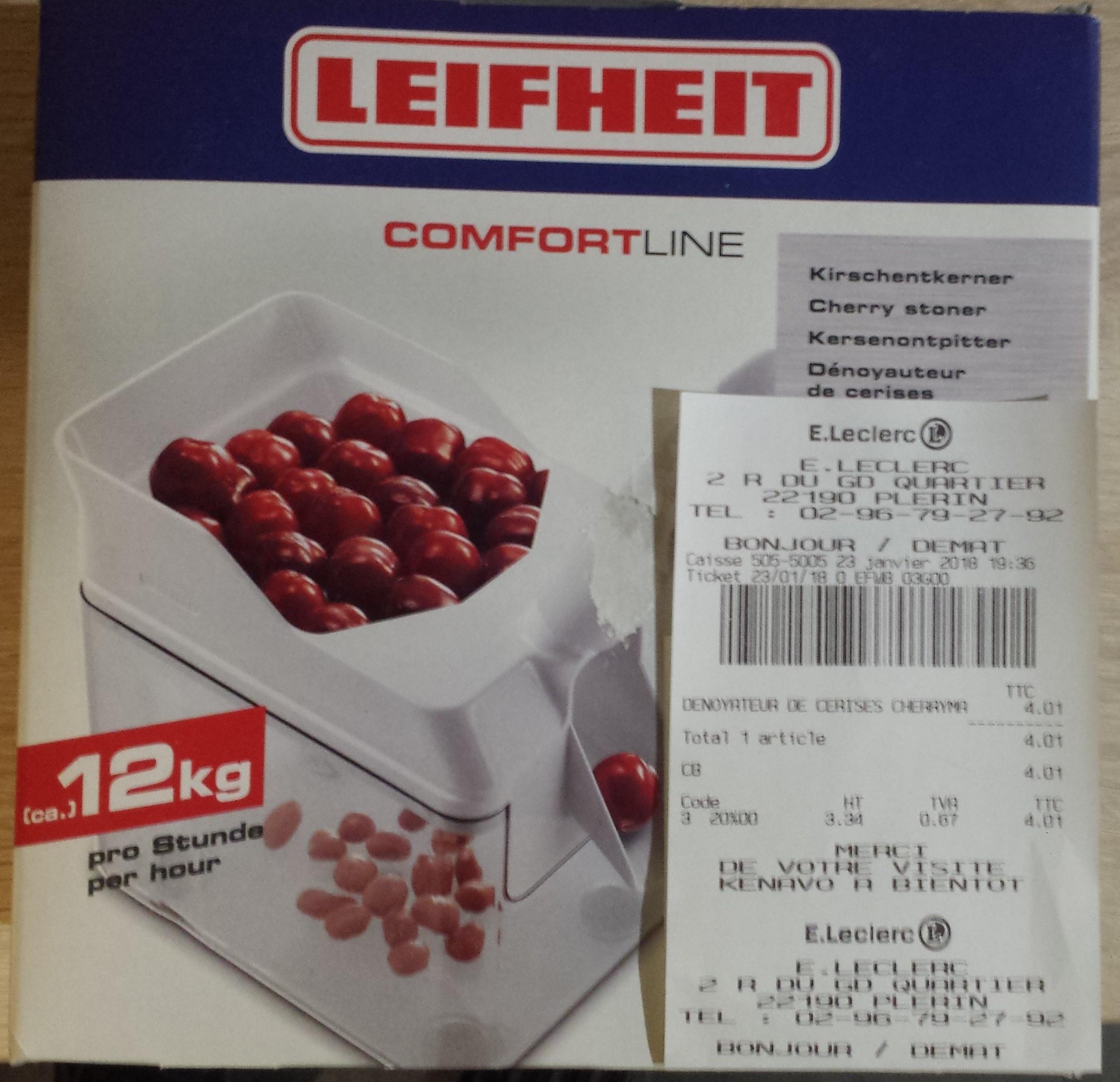 Dénoyauteur de cerises Leifheit Cherrymat - Saint Brieuc (22)