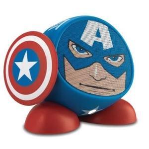 Enceinte portable iHome Captain America Vi-B66CA.FX - Bluetooth