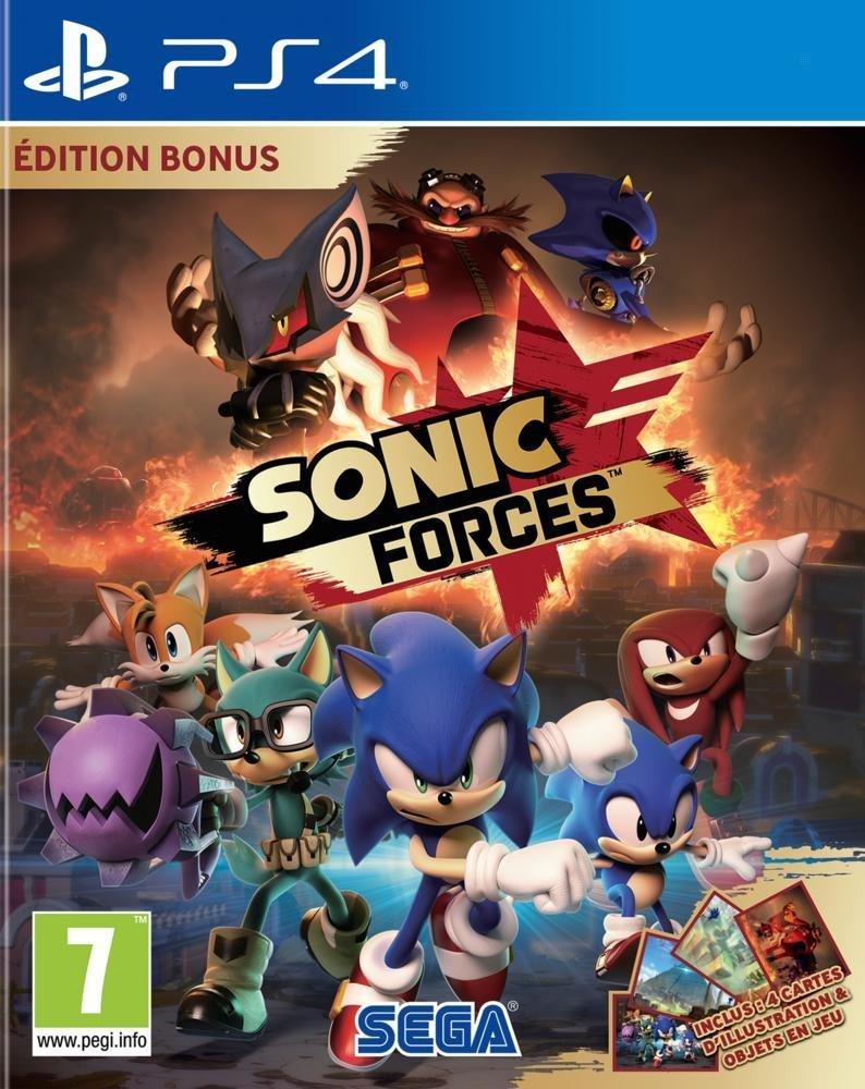 [Prime] Sonic Forces sur PS4 - Bonus Edition