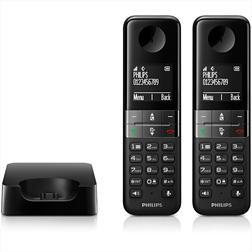 Téléphone sans fil Philips D450 Duo
