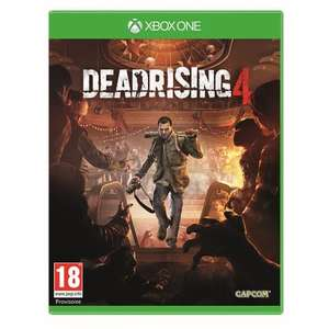 Dead Rising 4 sur Xbox One